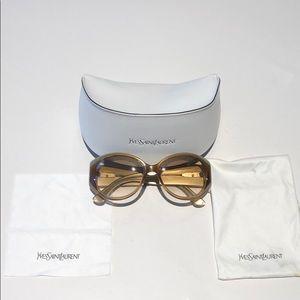 Yves Saint Laurent womans sunglasses YSL 6169/S